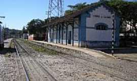 Carmo do Cajuru - A estação