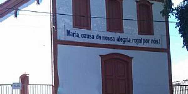 Igreja do Rosario-Carmo do Paranaiba-MG - por Neide Oliveira