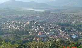 Carmo do Rio Claro - Vista da cidade-Foto:aroldinho dos reis