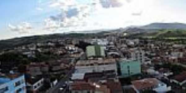 Carmópolis de Minas-MG-Vista panorâmica-Foto:De_ninho