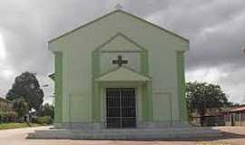 Clevelândia do Norte - Clevelândia do Norte-AP-Igreja de N.Sra.das Graças-Foto:oiapoquenossahistoria.blogspot.com