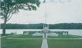 Clevelândia do Norte - Clevelândia do Norte-AP-Monumento da Área Militar-Foto:Fabrício Souza Dias