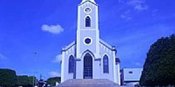 Igreja de São Sebastião-Foto:Jose Sebastiao Ramos [Panoramio]