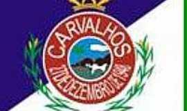 Carvalhos - Bras�o de Carvalhos - MG