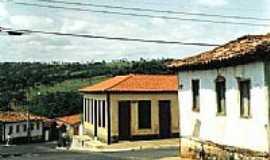 Cascalho Rico - Cascalho Rico-MG-Casarões Coloniais no centro-Foto:Glaucio Henrique Chaves