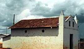 Cascalho Rico - Cascalho Rico-MG-Igreja no Distrito de Santa Luzia da Boa Vista-Foto:Glaucio Henrique Chaves