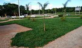 Cascalho Rico - Cascalho Rico-MG-Pra�a do Distrito de Santa Luzia da Boa Vista-Foto:Anivaldo Gon�alves
