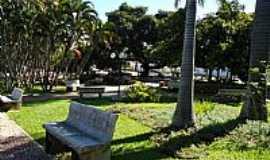 Cascalho Rico - Cascalho Rico-MG-Praça São João-Foto:Anivaldo Gonçalves