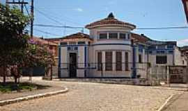Cássia - Prédio da Rádio Cultura em Cássia-Foto:klemos