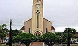 Cássia - Santuário de Santa Rita de Cássia em Cássia-Foto:andersonveloso