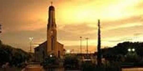 C�ssia-MG-Santu�rio de Santa Rita de C�ssia-Foto:pt-br.facebook.com