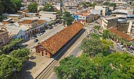 Cataguases - CATAGUASES-MG  Zona da Mata Estação Ferroviária   Créditos:  Igor Lacerda Filmaker