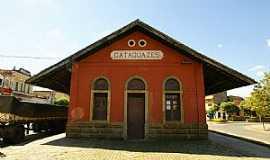 Cataguases - Cataguases-MG-Antiga Estação Ferroviária-Foto:sgtrangel