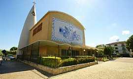 Cataguases - Cataguases-MG-Igreja de Santa Rita de Cássia-Foto:sgtrangel