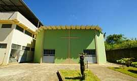 Cataguases - Cataguases-MG-Igreja Matriz de São Cristóvão-Foto:sgtrangel