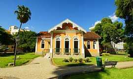 Cataguases - Cataguases-MG-Museu Chácara Dona Catarina-Foto:sgtrangel
