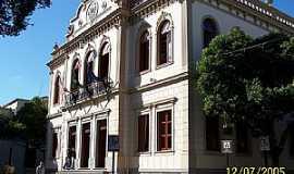 Cataguases - Cataguases-MG-Prefeitura Municipal-Foto:Setigua
