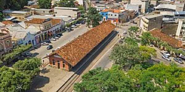 CATAGUASES-MG  Zona da Mata Estação Ferroviária   Créditos:  Igor Lacerda Filmaker
