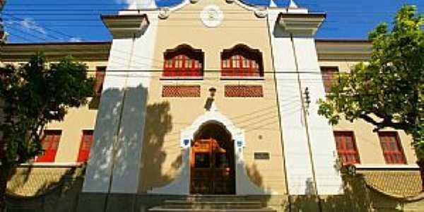 Cataguases-MG-Igreja de N.Sra.do Carmo,das Irm�s Carmelitas-Foto:sgtrangel