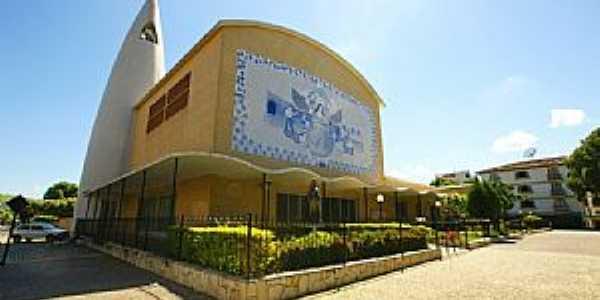 Cataguases-MG-Igreja de Santa Rita de C�ssia-Foto:sgtrangel
