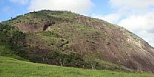 Pedra em Catajás-Foto:maike allef