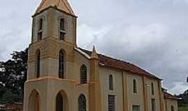 Catiara - Igreja Matriz-Foto:guardiaodocerrado.