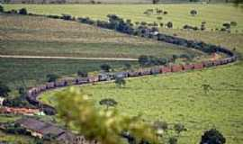 Catiara - Estrada de ferro-Foto:nelsim