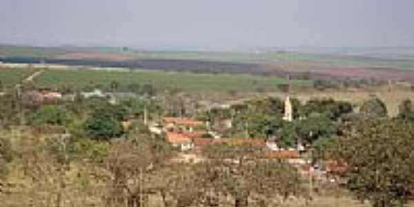 Catiara vista do alto-Foto:Walter Peres [Panoramio]