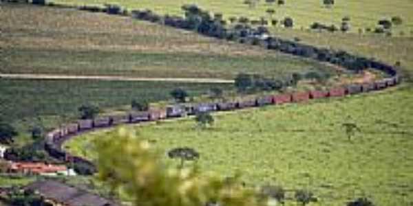 Estrada de ferro-Foto:nelsim