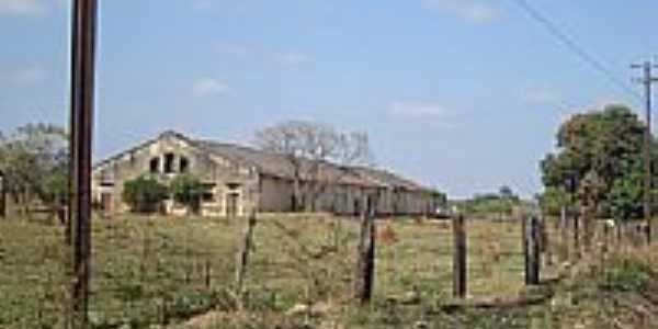 Ruinas da antiga Casemg-Foto:Walter Peres [Panoramio]