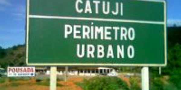 entrada da cidade, Por João Carlos