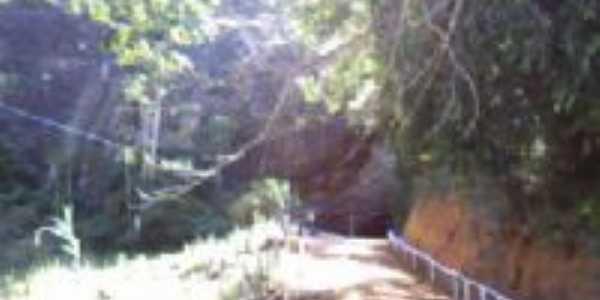 entrada da Pedra Santa, Por Marcelo
