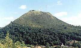 Caxambu - Caxambu-MG-Morro do Cristo e Mirante-Foto:Correio do Papagaio