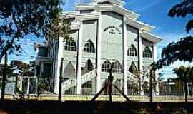 Caxambu - Igreja da Congregação Cristã do Brasil em Caxambú-Foto:Congregação Cristã.NET