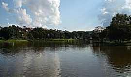 Caxambu - Lago em Caxambu-Foto:Paulo Henrique Matia…