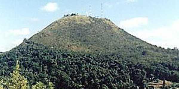 Caxambu-MG-Morro do Cristo e Mirante-Foto:Correio do Papagaio