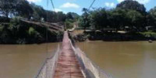 ponte de chegada ao cunani, Por rosany macedo