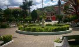 Central de Minas - Vista da Pr�a da matriz, Por Goering Santos  ou Mestre Goering