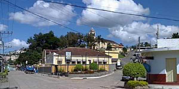 Chácara-MG-Centro da cidade-Foto:Raymundo P.Netto