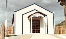 Chalé - Antiga Igreja Evangélica-Foto:Pastor Lázaro.