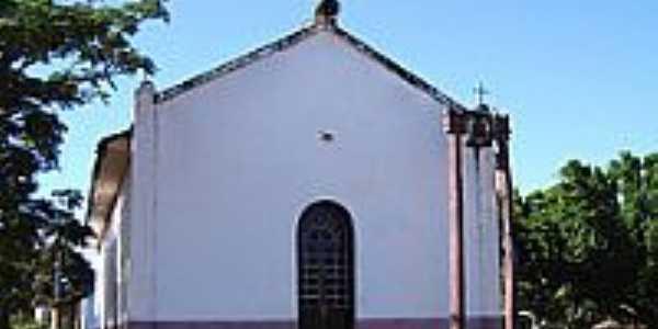 Igreja de São Sebastião-Foto:Vicente A. Queiroz