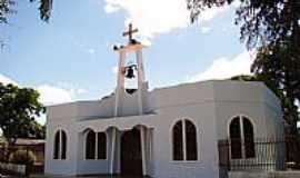 Chapada Gaúcha - Chapada Gaúcha-MG-Matriz de Santo Agostinho-Foto:Vicente A. Queiroz