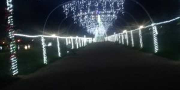 chapada gaúcha , praça , natal 2019, Por Douglas Teixeira