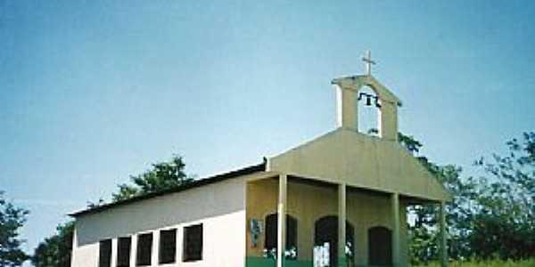 Curiaú-AP-Igreja de Santo Antônio de Pádua-Foto:Vicente A. Queiroz