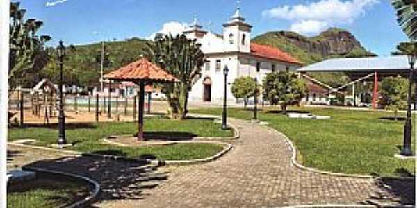 Imagens da cidade de Chiador - MG