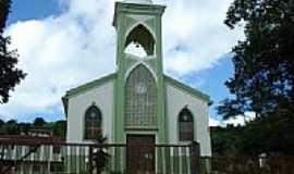 Chonim - Igreja de Chonim de cima-Foto:Izaides