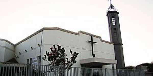 Citrolândia-MG-Matriz de São Judas Tadeu-Foto:Vicente A. Queiroz