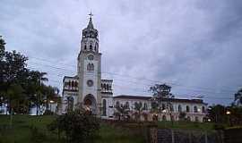 Claraval - Claraval-MG-Matriz do Divino Espírito Santo-Mosteiro Cistercience-Foto:Altemiro Olinto Cristo