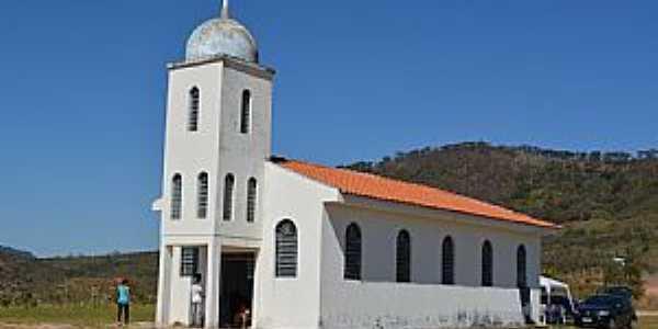 Claraval-MG-Capela de São Francisco de Assis-Foto:s poppy