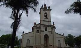 Cláudio - Cláudio-MG-Igreja de Santo Antônio-Foto:vichv